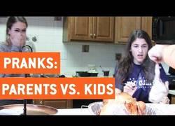 Enlace a A veces los padres son muy bromistas con los hijos y estos son los resultados