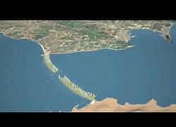 Enlace a El proyecto entre España y Marruecos para unir Europa-África y controlar el nivel del mar