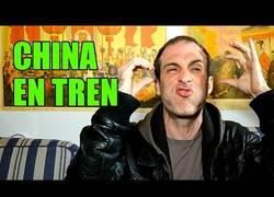 Enlace a El peor viaje en tren en China