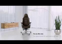 Enlace a La silla de Porsche con la que estabas soñando y solamente cuesta 4500€