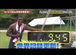 Enlace a Justin Gatlin supera el récord de Usain Bolt de los 100m lisos