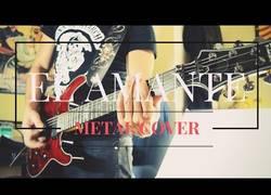 Enlace a ¿Cómo sonaría 'El Amante' de Nicky Jam versionada al metal? ¡Aquí tienes el resultado!