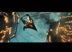 Enlace a Jack Sparrow recita la famosa Canción del Pirata