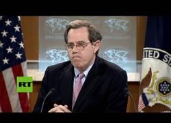 Enlace a Una pregunta sobre la democracia saudí deja 'helado' a un alto funcionario de EE.UU