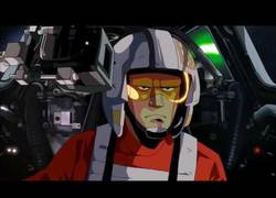 Enlace a Star Wars en anime es una obra maravillosa