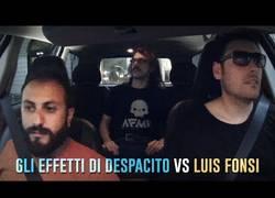 Enlace a Los tres italianos hartos del 'Despacito' se encuentran con Luis Fonsi