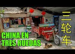 Enlace a De los bicitaxis al asombroso motomolino: la evolución de las tres ruedas en China