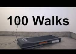 Enlace a 100 formas de andar diferentes