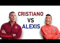 Enlace a La gran parodia de Stefan Kramer del encuentro entre Cristiano y Alexis Sánchez