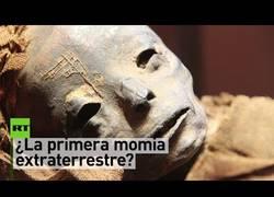 Enlace a Encuentran en Perú la momia de un ser