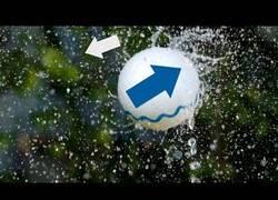 Enlace a Explicando el fenómeno de la levitación hidrodinámica