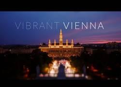 Enlace a El maravilloso timelapse de la ciudad de Vienna