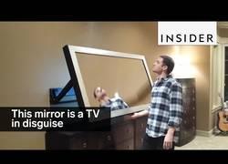 Enlace a La genial idea para ocultar una TV en el mobiliario
