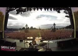 Enlace a Ese momento en el que +60k personas empiezan a cantar Bohemian Rhapsody en un concierto de Green Day
