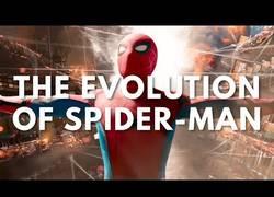 Enlace a La increíble evolución en cine y televisión de Spiderman