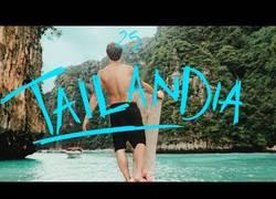 Enlace a Este youtuber nos cuenta su viaje a Tailandia con una edición espectacular