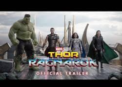 Enlace a El nuevo trailer de THOR: RAGNAROK