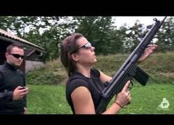 Enlace a La gran habilidad de Manca con estas armas Vz58 (AK-47 checa) y H&K G3