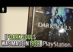 Enlace a Si Dark Souls fuese de 1998