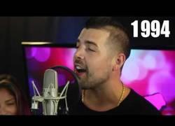 Enlace a Chico canta los éxitos desde los 90 hasta el 2000