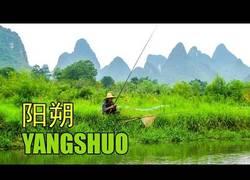 Enlace a Yangshuo: el paraje convertido en icono de China