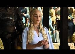 Enlace a Los personajes de Game of Thrones interpretan 'Ice Ice Baby'
