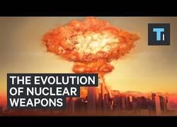Enlace a Comparando las diferentes bombas nucleares más potentes de la historia