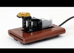 Enlace a Creatividad con Lego, telégrafo e impresora funcional [Inglés]