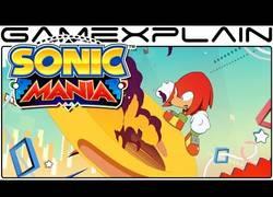 Enlace a El Gameplay oculto de Sonic Mania que hará estallar el corazón a los mayores fans del videojuego