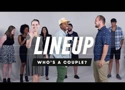 Enlace a Juego: encuentra las cinco parejas que hay entre este grupo de personas