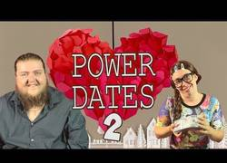 Enlace a Parodia de First Dates con ADELITA POWER