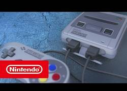 Enlace a La Nintendo Classic Mini: SNES llega el mes que viene y trae TODO esto