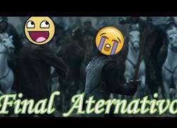 Enlace a Final alternativo de la batalla de los bastardos (Got) en el que Nieve ya no será rey.