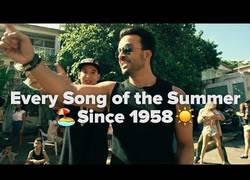 Enlace a Las canciones del verano de 1958 hasta la actualidad