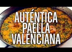 Enlace a Autentica paella valenciana con un toque de Korah