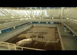 Enlace a Así de desastrosas están las instalaciones de los Juegos Olímpicos de Brasil después de un año