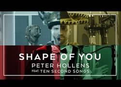 Enlace a Dos músicos interpretan 'Shape of You' en 24 estilos diferentes y el resultado es espectacular