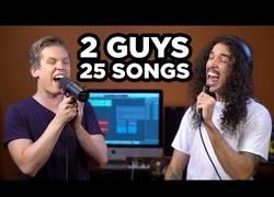 Enlace a Dos mitos de YouTube que maravillan al Mundo con sus voces... ¡HACEN DÚO! y es alucinante