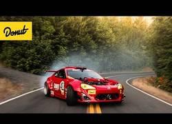 Enlace a GT con motor Ferrari