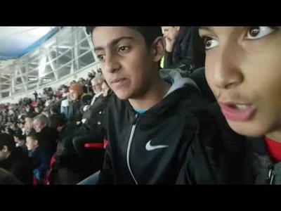 Estos chicos te enseñan como empezar una ola en un estadio con 80.000 personas