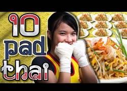 Enlace a Quiere comerse 10 platos típicos en Tailandia y...