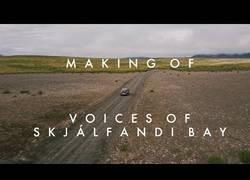 Enlace a Making of de un documental amateur en Islandia