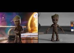 Enlace a El brutal trabajo para lograr los efectos y toda la película de Guardianes de la Galaxia Vol. 2