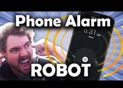 Enlace a Crea un robot para apagar la alarma inmediatamente