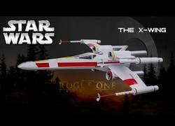Enlace a Crean un X-Wing en radio control, el sueño de todo fan de Star Wars