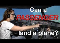 Enlace a Así es como un simple pasajero puede hacer aterrizar un avión comercial [Inglés]