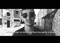 Enlace a El Rap de Parménides, curioso vídeo de un estudiante de filosofía