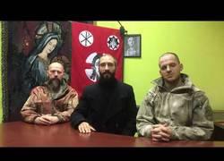 Enlace a Estos paramilitares ucranianos quieren defender la unidad de España