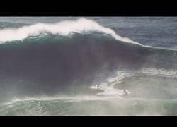 Enlace a La temporada de olas ha comenzado fuerte con las famosas olas portuguesas