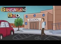 Enlace a Si 'Breaking Bad' fuera una serie de dibujos animados, este sería el mejor opening de todos